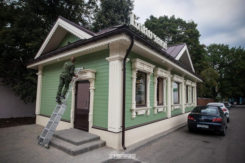Георгиевская улица и Спасский холм 17