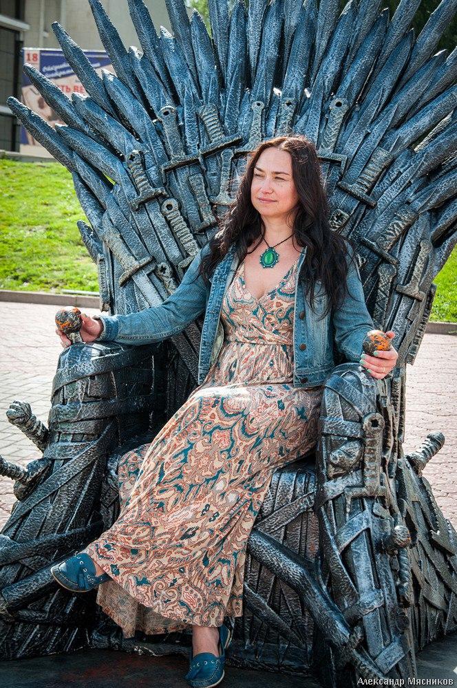 Железный трон Вестероса во Владимире 06