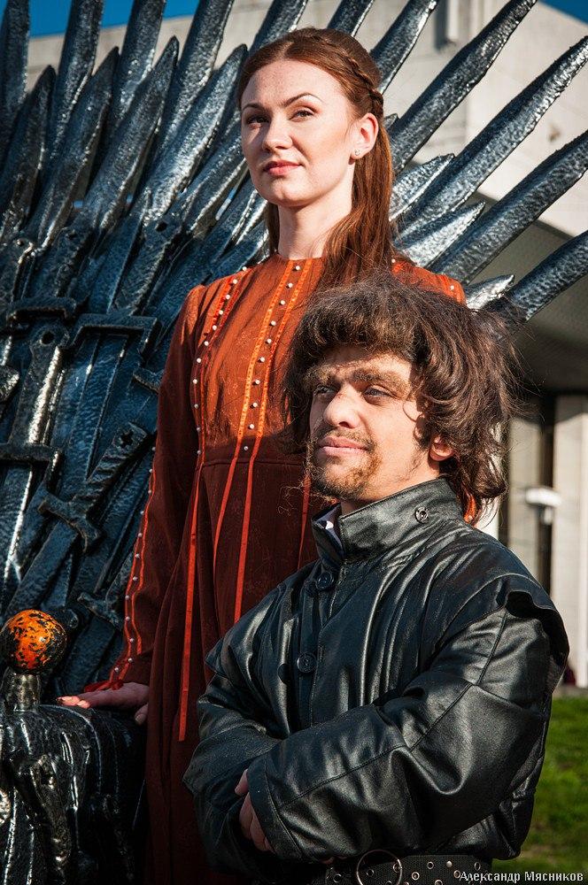 Железный трон Вестероса во Владимире 21