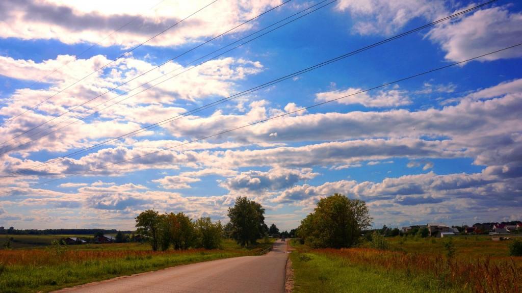 Живописные пейзажи Суромны 05