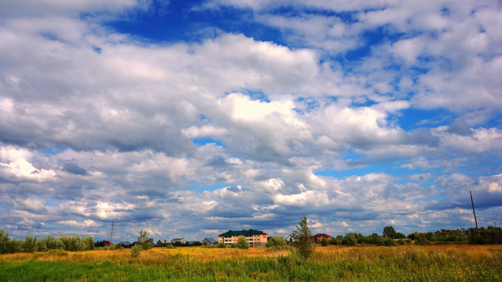 Живописные пейзажи Суромны 07