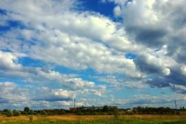 Живописные пейзажи Суромны
