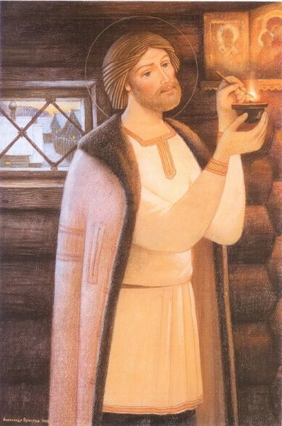 Житие святых Петра и Февронии 03