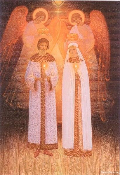 Житие святых Петра и Февронии 12