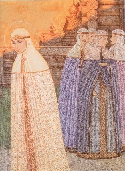 Житие святых Петра и Февронии 14