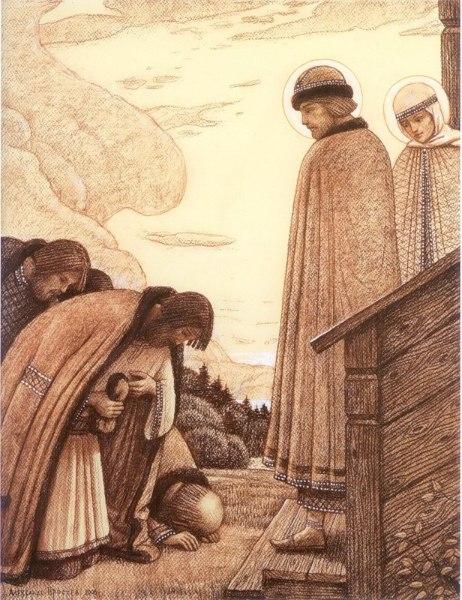 Житие святых Петра и Февронии 20