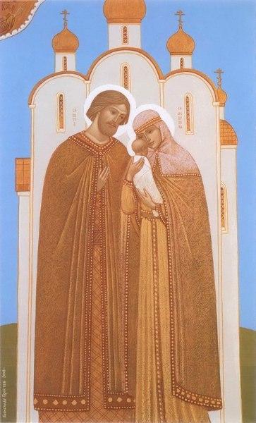 Житие святых Петра и Февронии 22