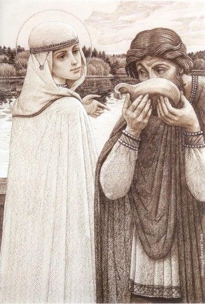 Житие святых Петра и Февронии 23