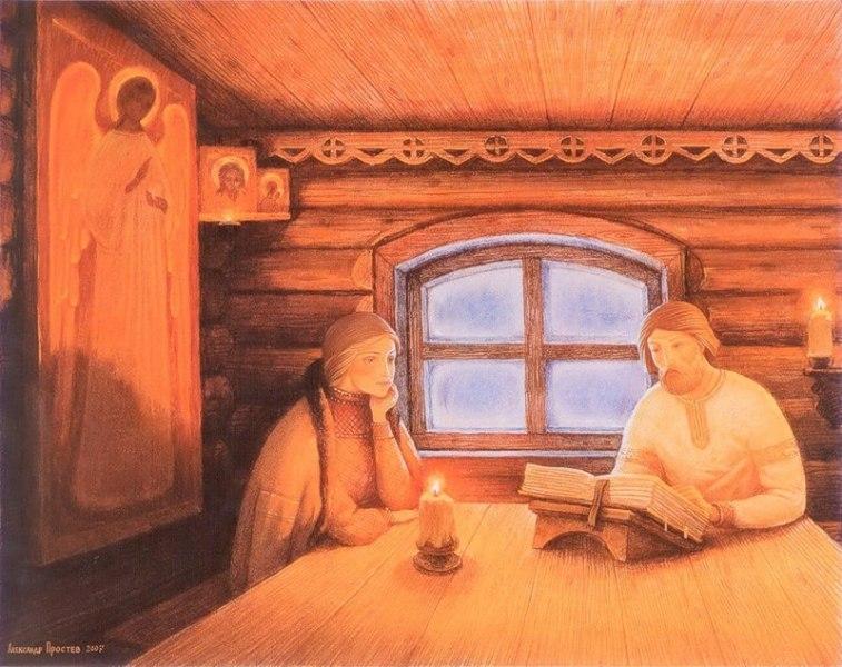 Житие святых Петра и Февронии 24