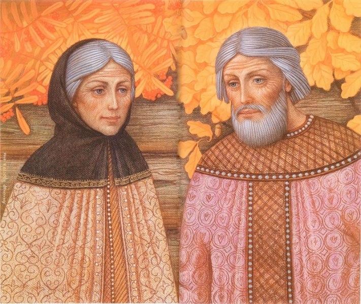 Житие святых Петра и Февронии 27