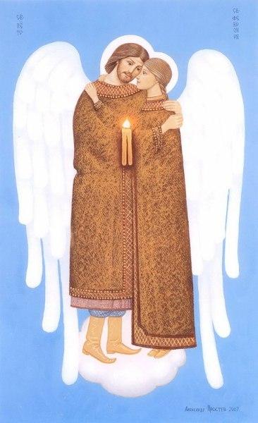 Житие святых Петра и Февронии 33