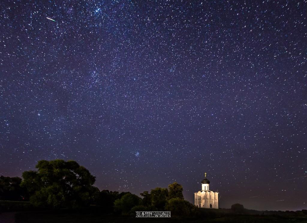 Звездное Боголюбово и Покрова на Нерли 1