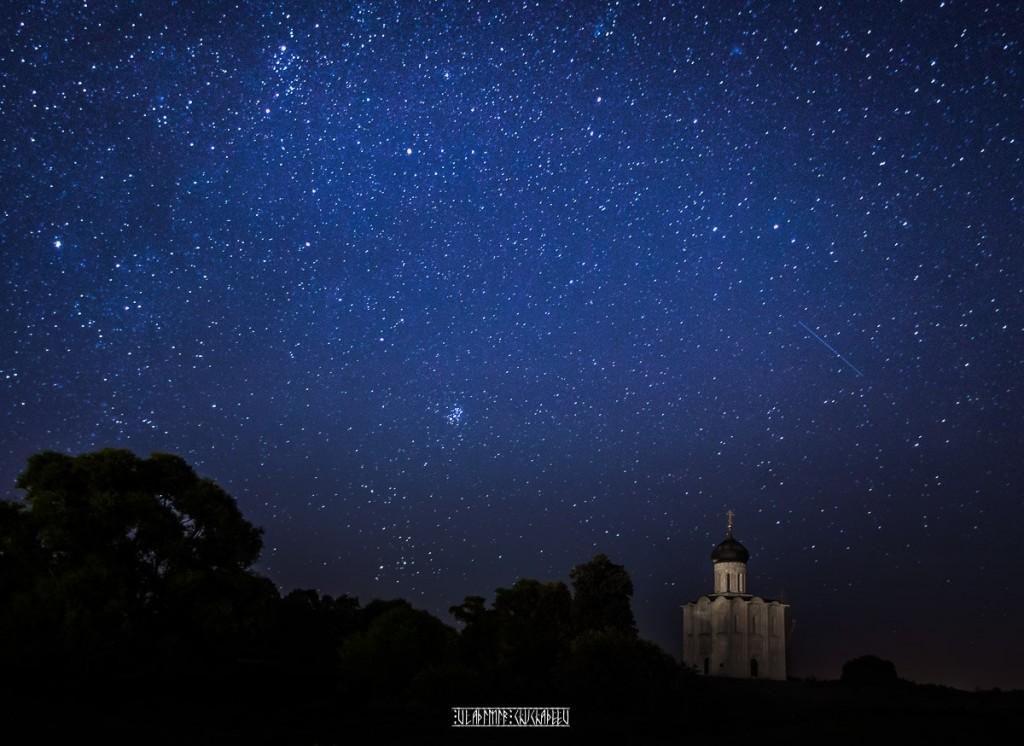 Звездное Боголюбово и Покрова на Нерли 2