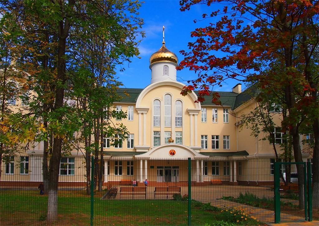 Здание Православной гимназии в Муроме