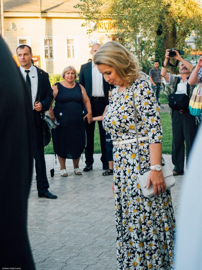 Муром на день семьи. Медведева