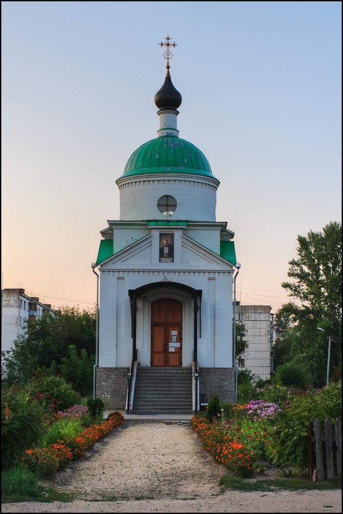 Муром. Храм в честь Серафима Саровского 01
