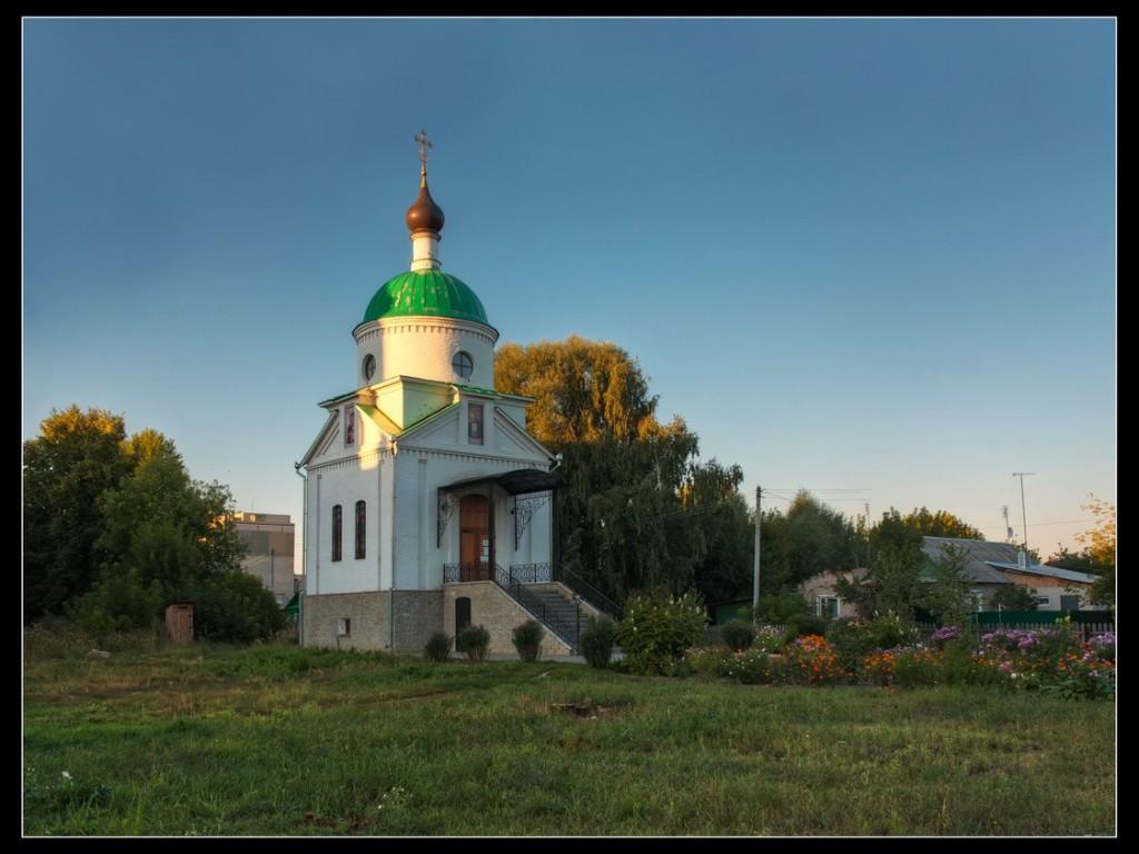 Муром. Храм в честь Серафима Саровского 02