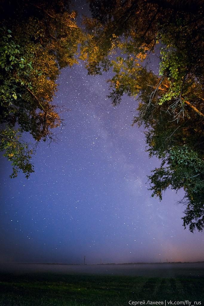 Небо над Боголюбским лугом 04