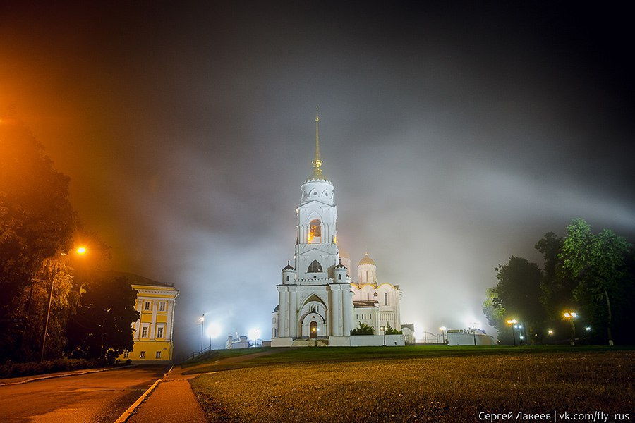 Ночной Владимир 01