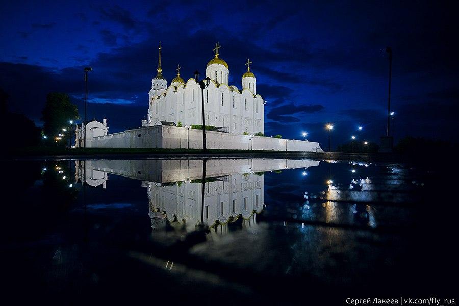Ночной Владимир 02