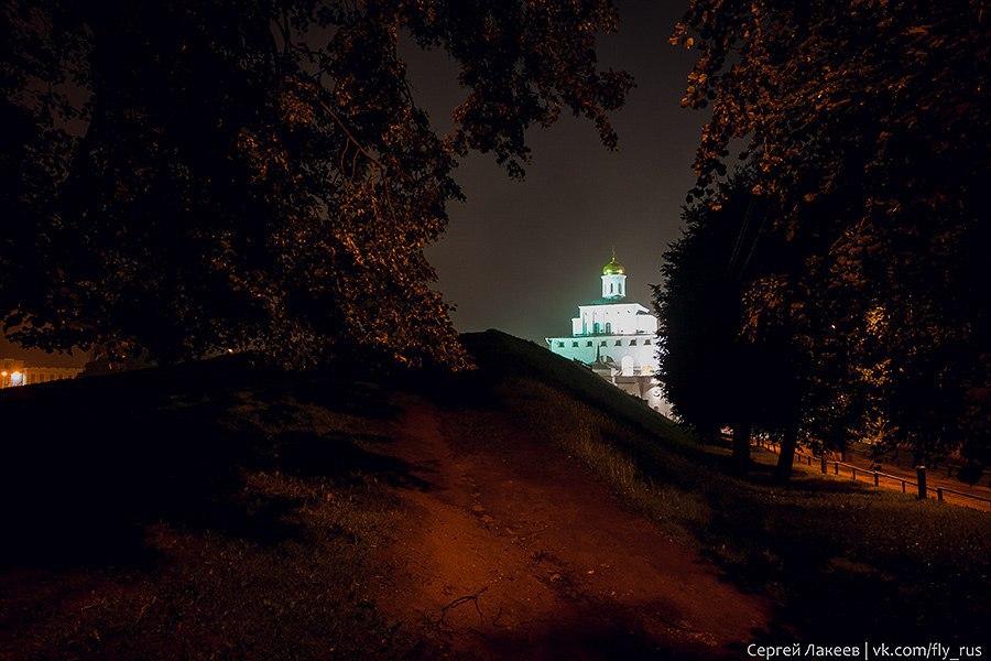 Ночной Владимир 05