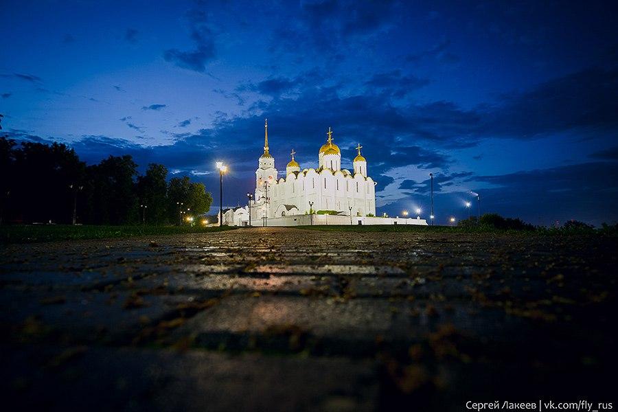 Ночной Владимир 06