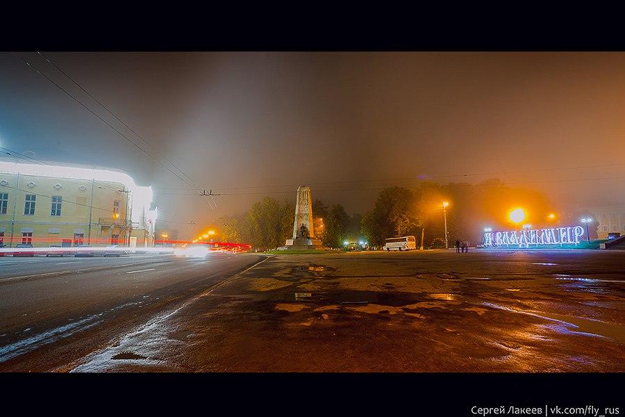 Ночной Владимир 07