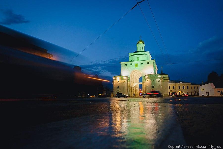 Ночной Владимир 09