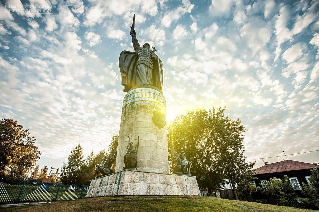 Памятник Илье Муромцу 01