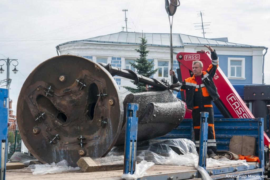 Памятник князю Владимиру во Владимире 06