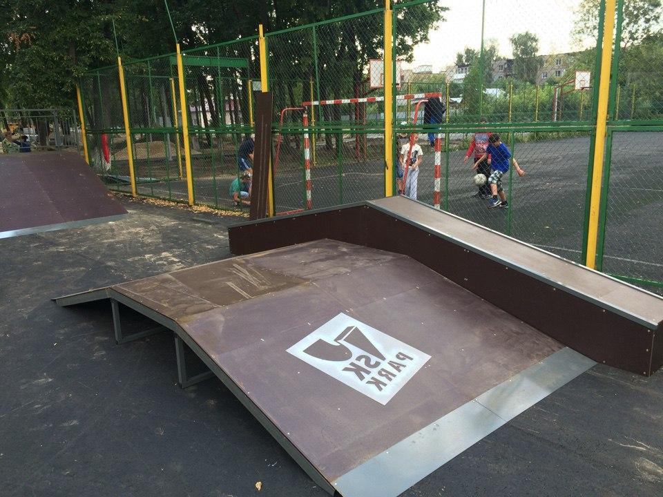 Парк Молодежный Муром 01