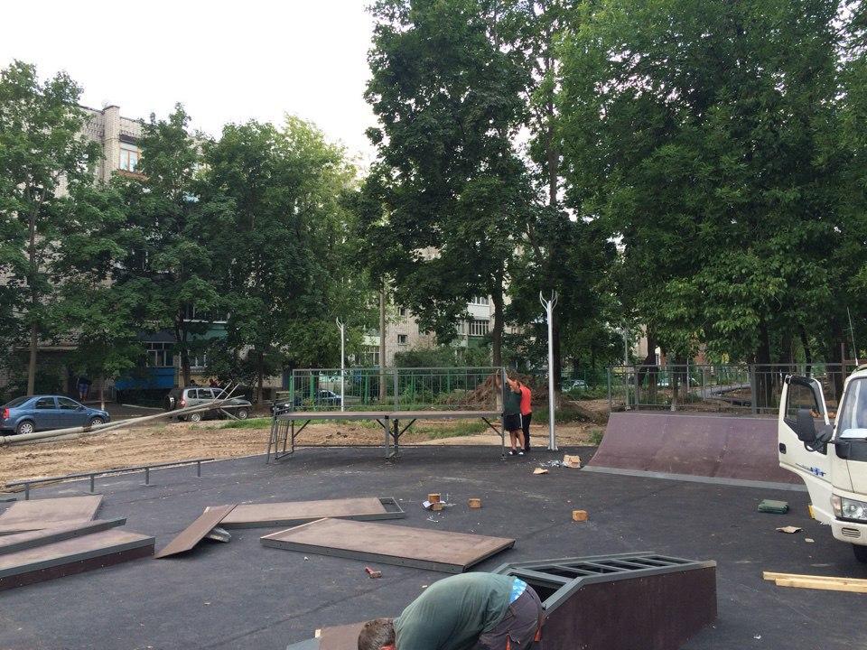 Парк Молодежный Муром 03
