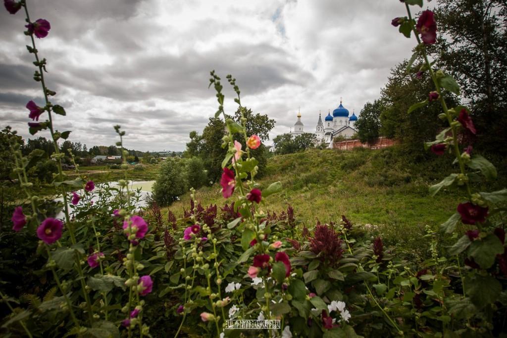 Пасмурный летний день в Боголюбово от Владимира Чучадеева 02