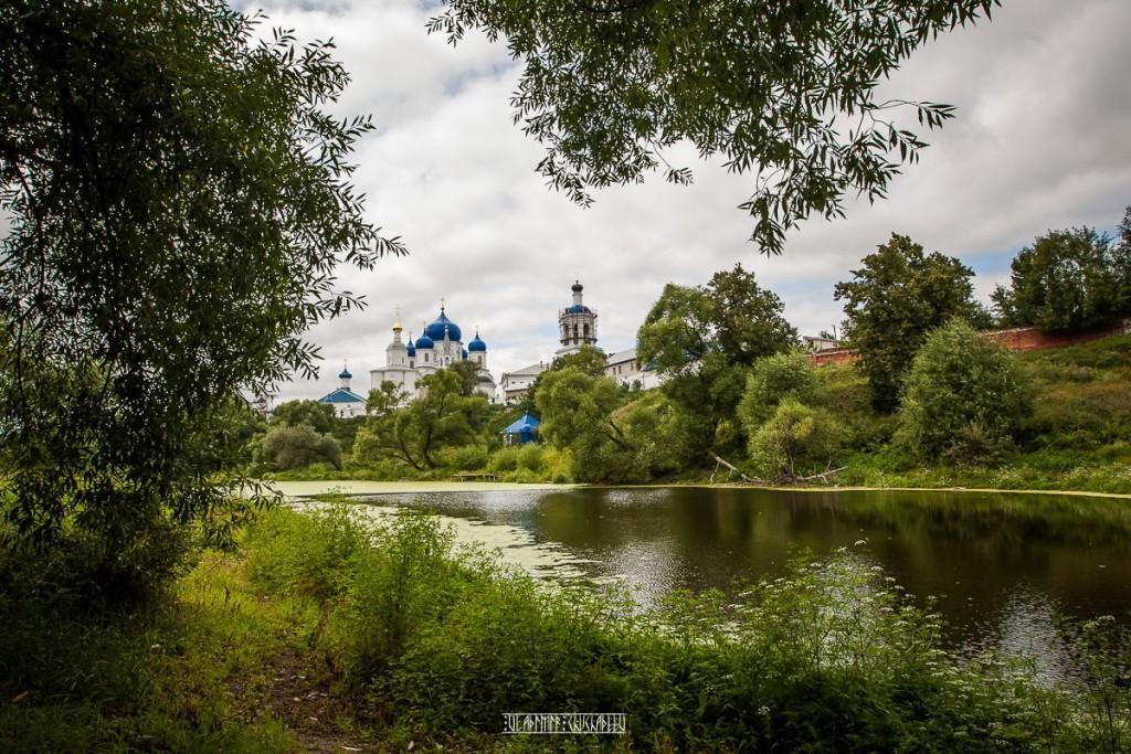 Пасмурный летний день в Боголюбово от Владимира Чучадеева