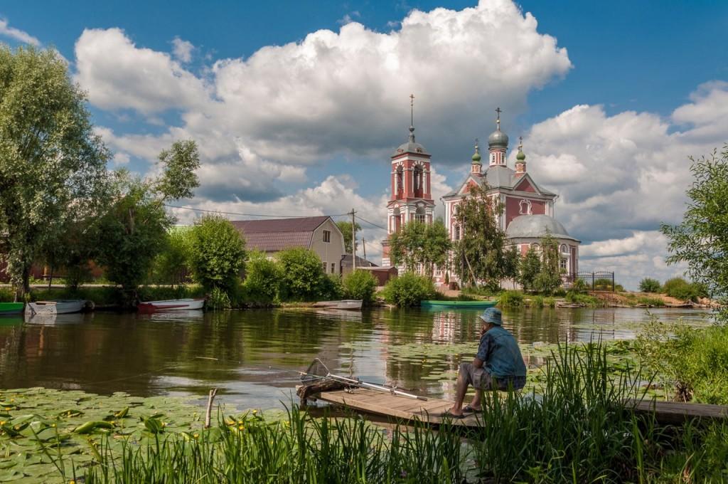 Переславль Залесский. Фотограф - Татьяна Белякова