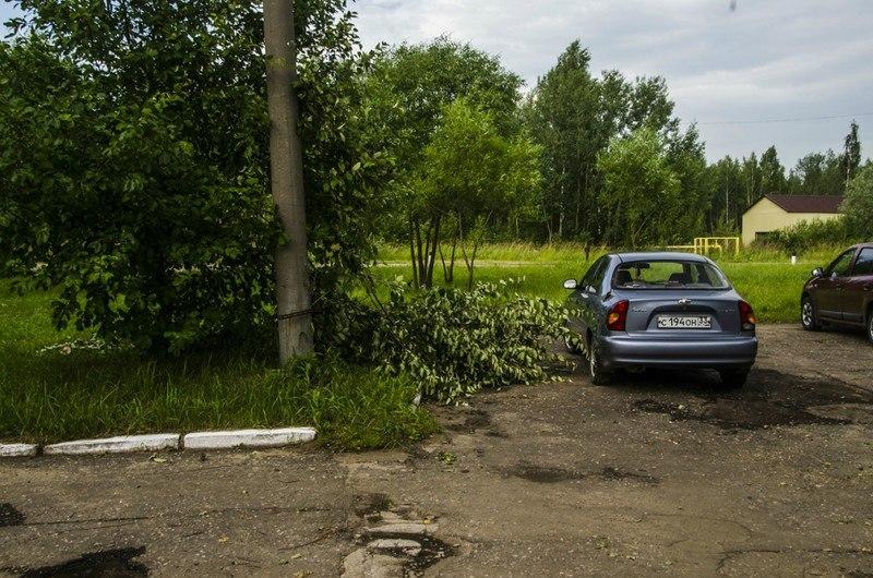 Последствия урагана во Владимирской области 03