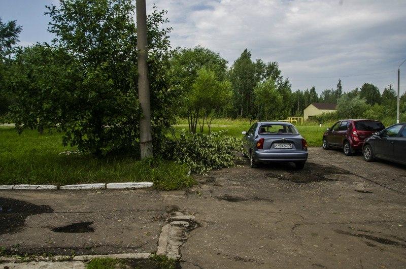 Последствия урагана во Владимирской области 05