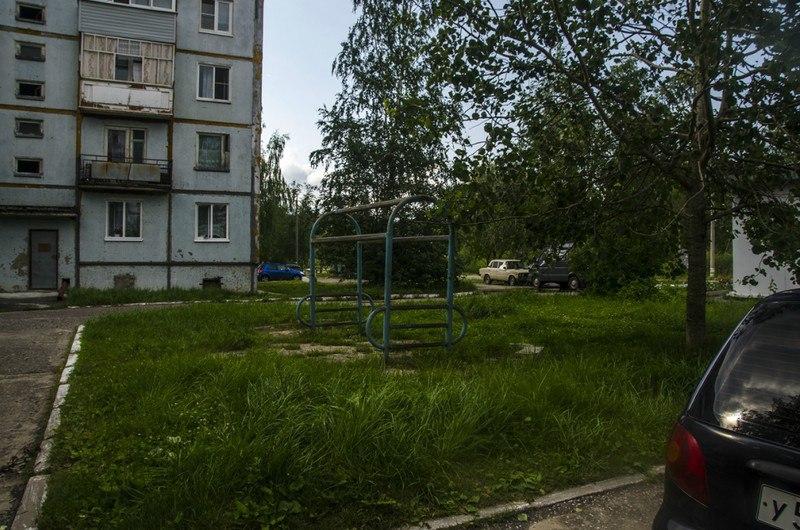 Последствия урагана во Владимирской области 06