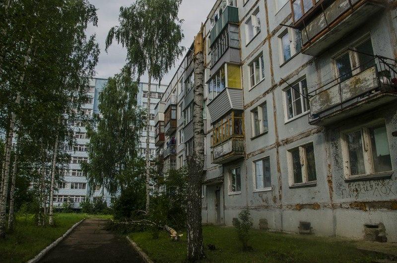Последствия урагана во Владимирской области 08