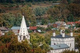 Прогулка по Гороховцу
