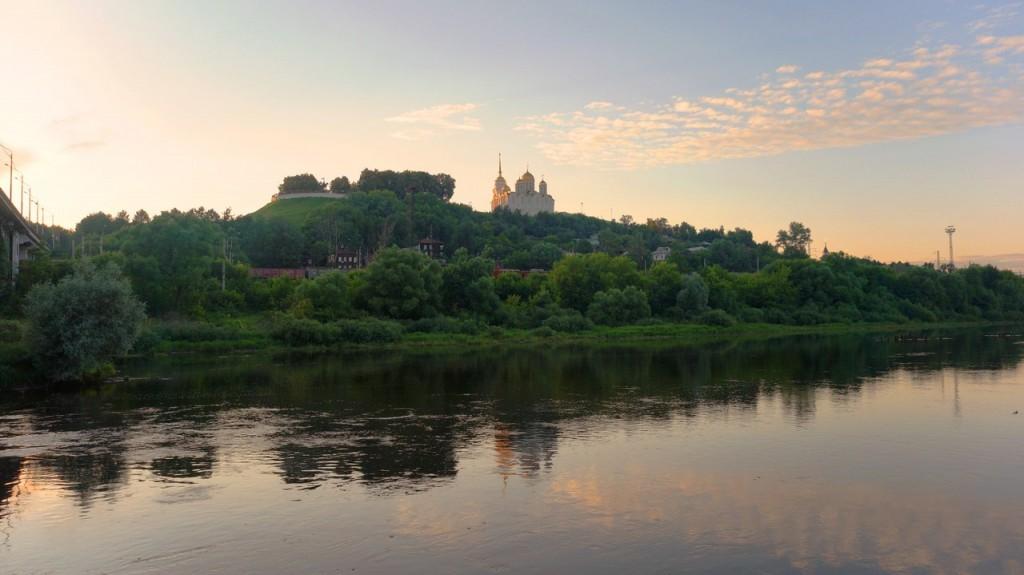 Река Клязьма 03