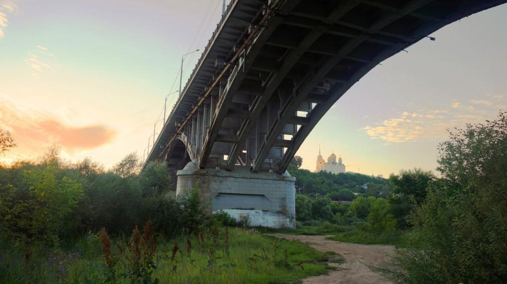 Река Клязьма 04