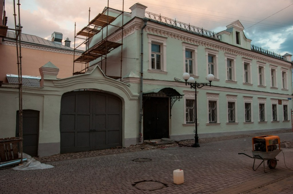 Реконструкция Георгиевской 05