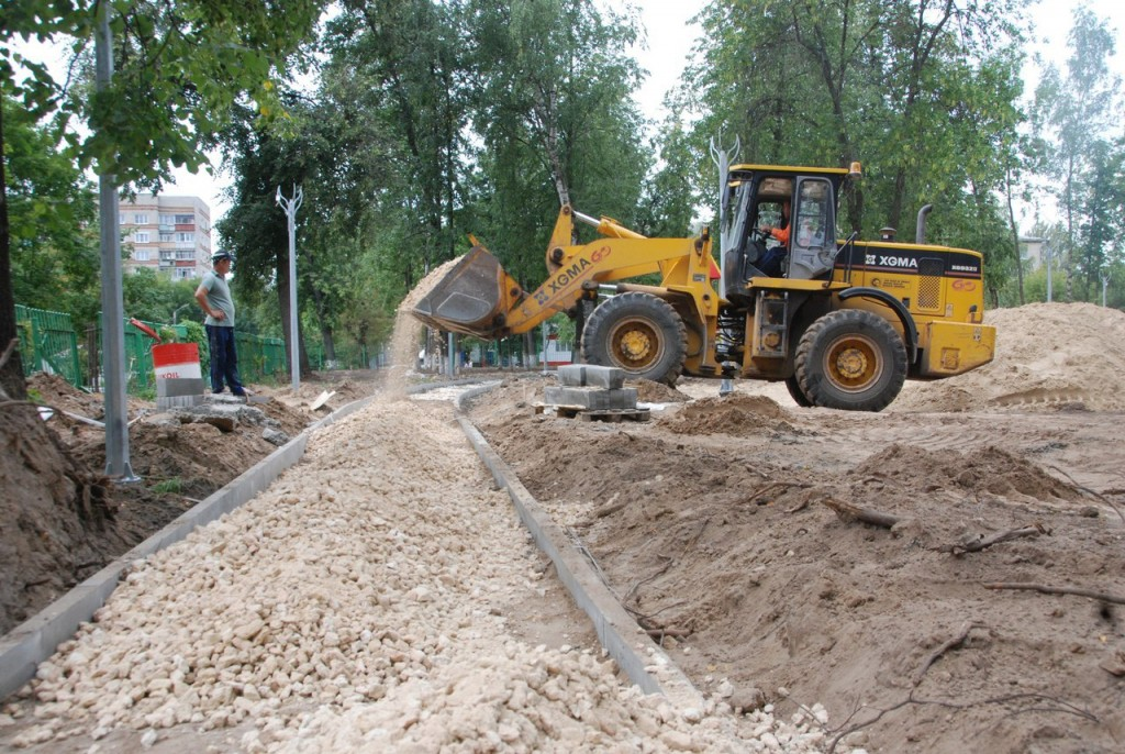 Реконструкция парка «Молодежный» в Муроме 04