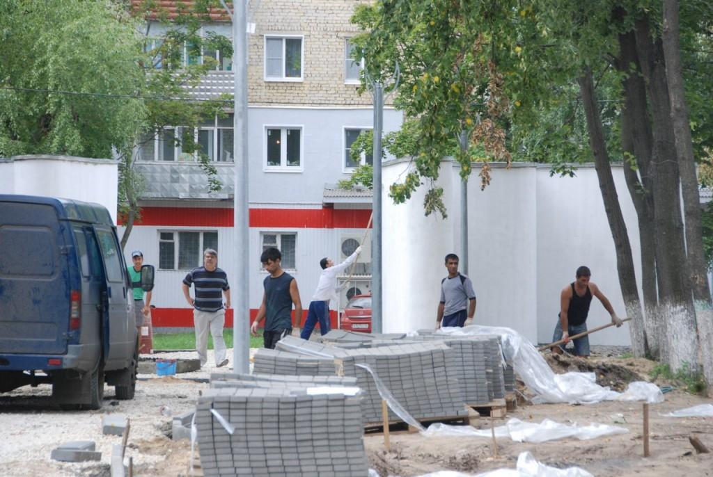 Реконструкция парка «Молодежный» в Муроме 05