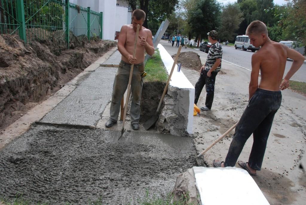 Реконструкция парка «Молодежный» в Муроме 07