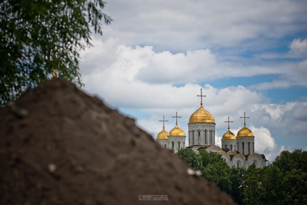Реконструкция ул. Георгиевская во Владимире 03