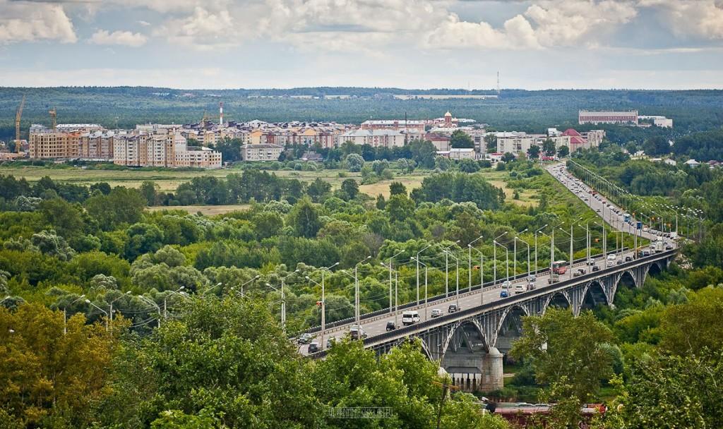 Реконструкция ул. Георгиевская во Владимире 04