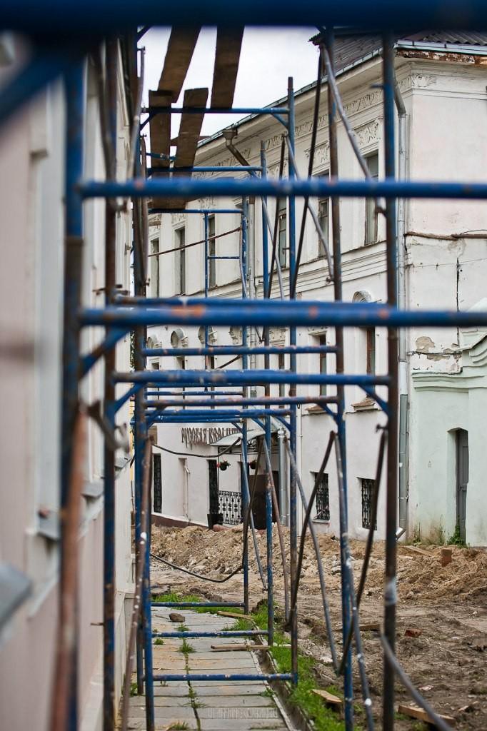 Реконструкция ул. Георгиевская во Владимире 24