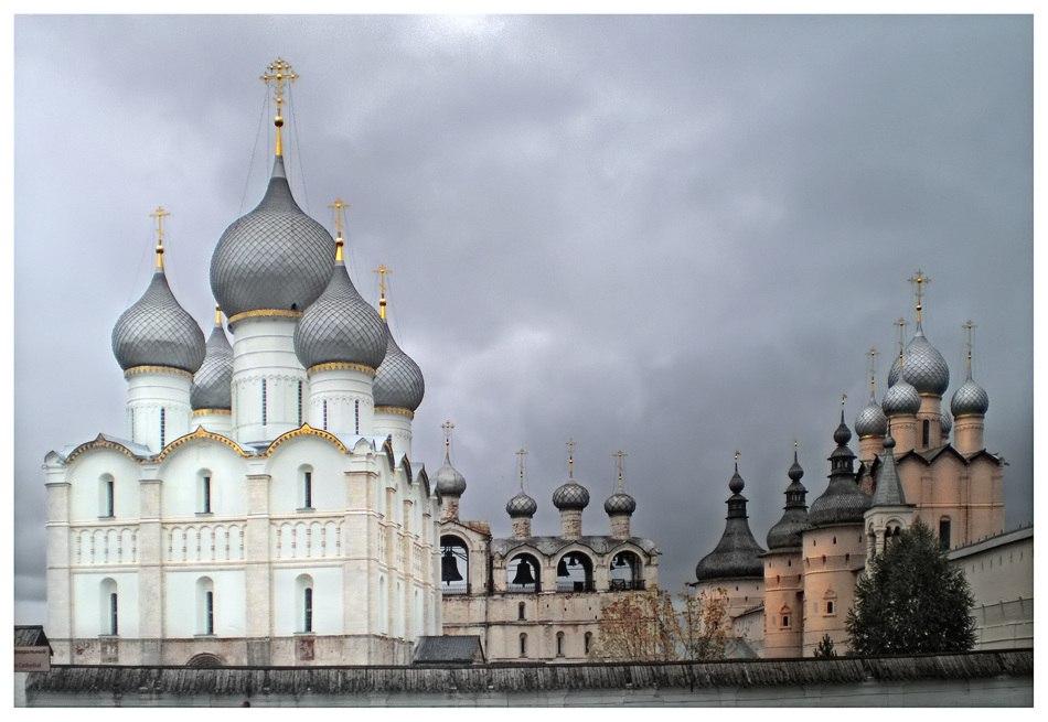 Ростов Великий. Фотограф - walentin